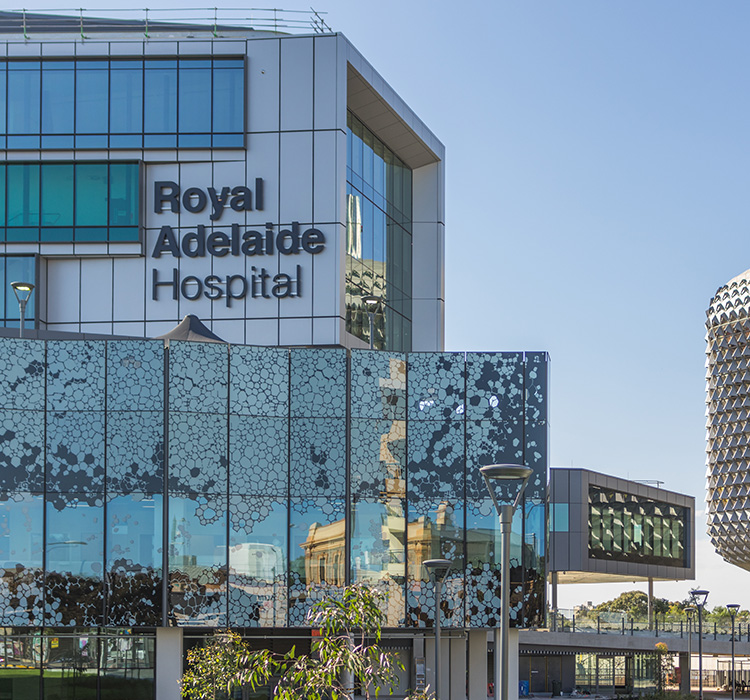 New Royal Adelaide Hospital, South Australia